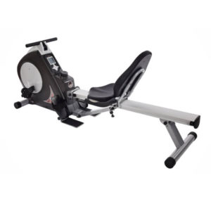 Stamina-conversion recumbent bike