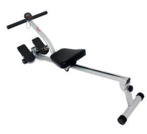 Sunny Health & Fitness SF-RW1205 Rowing Machine Rower w/ Digital Monitor