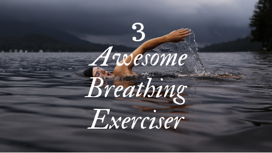 Correct Breathing In Swimming