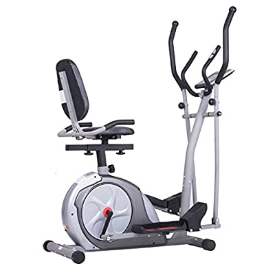 Body Rider 3-in-1 Trio Machine Exercise Bike BRT3980