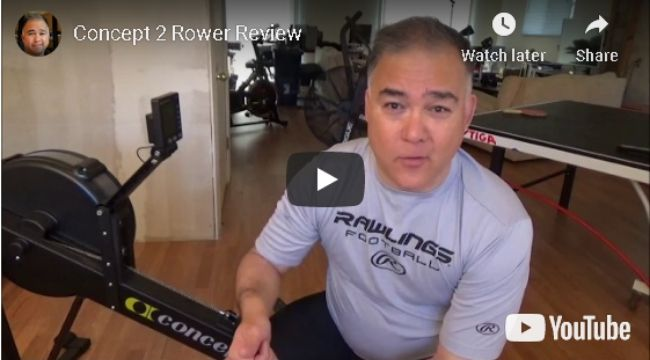 Concept2 Model D Indoor Rowing Machine PM5