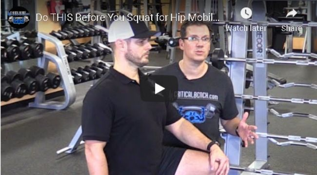 Exercise For Hip Mobility