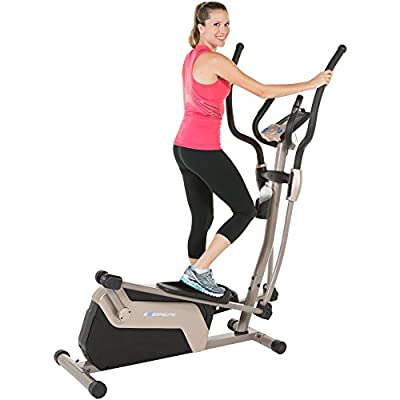 Exerpeutic 1318 5000 Magnetic Elliptical Trainer