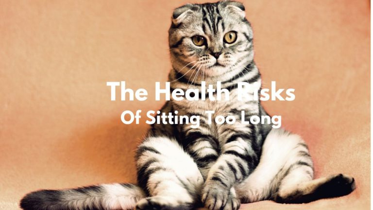 The Health Risks of Sitting for Long Periods-Easy Solutions