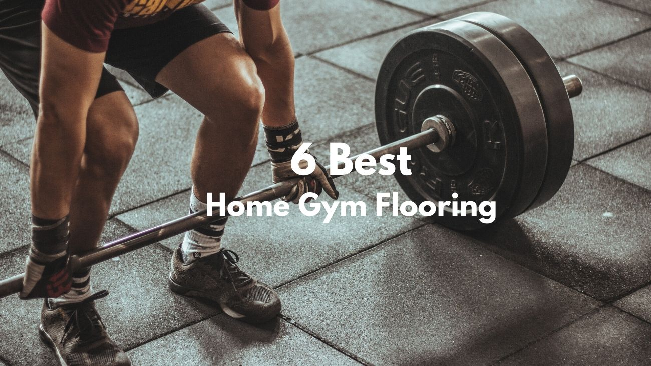 Home Gym Flooring Featured Image