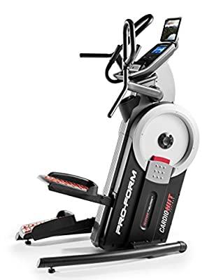ProForm Cardio HIIT Elliptical Trainer PFEL09915