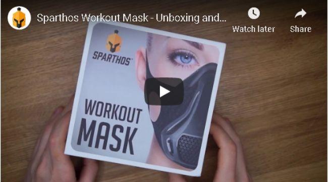 Sparthos Workout Mask