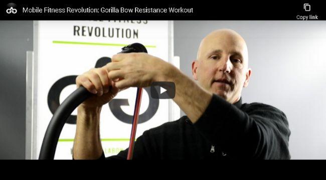 The Gorilla Bow Lite